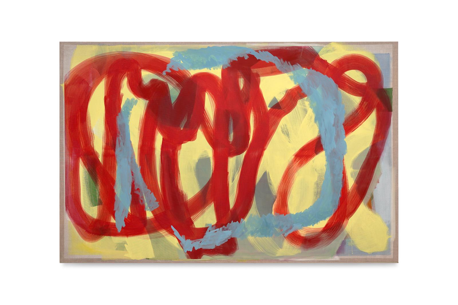 gelb rot blau, 2020, 130x200 | giallo rosso blu, 130x200