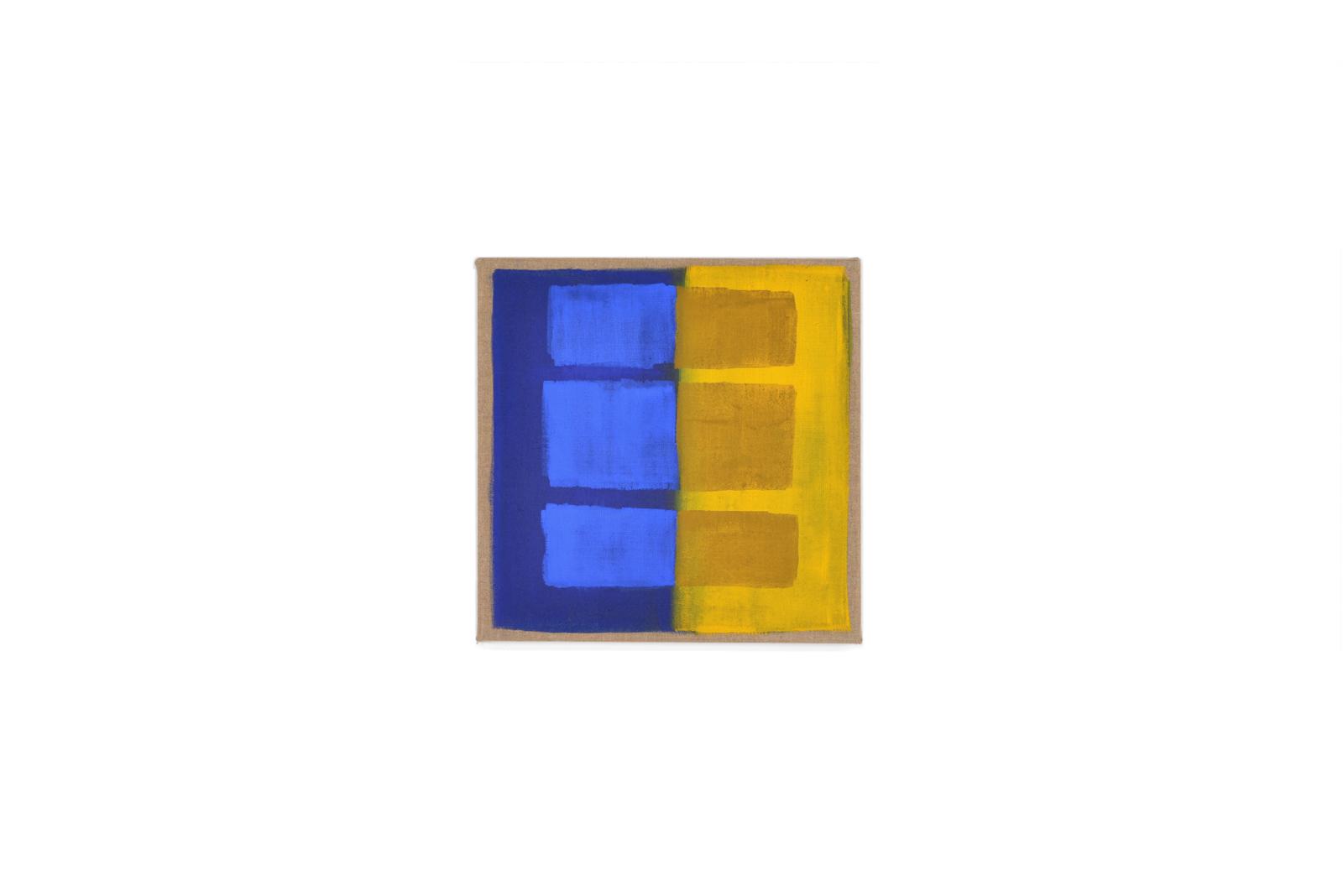 o.T.,2017, 35x35 | senza titolo, 35x35