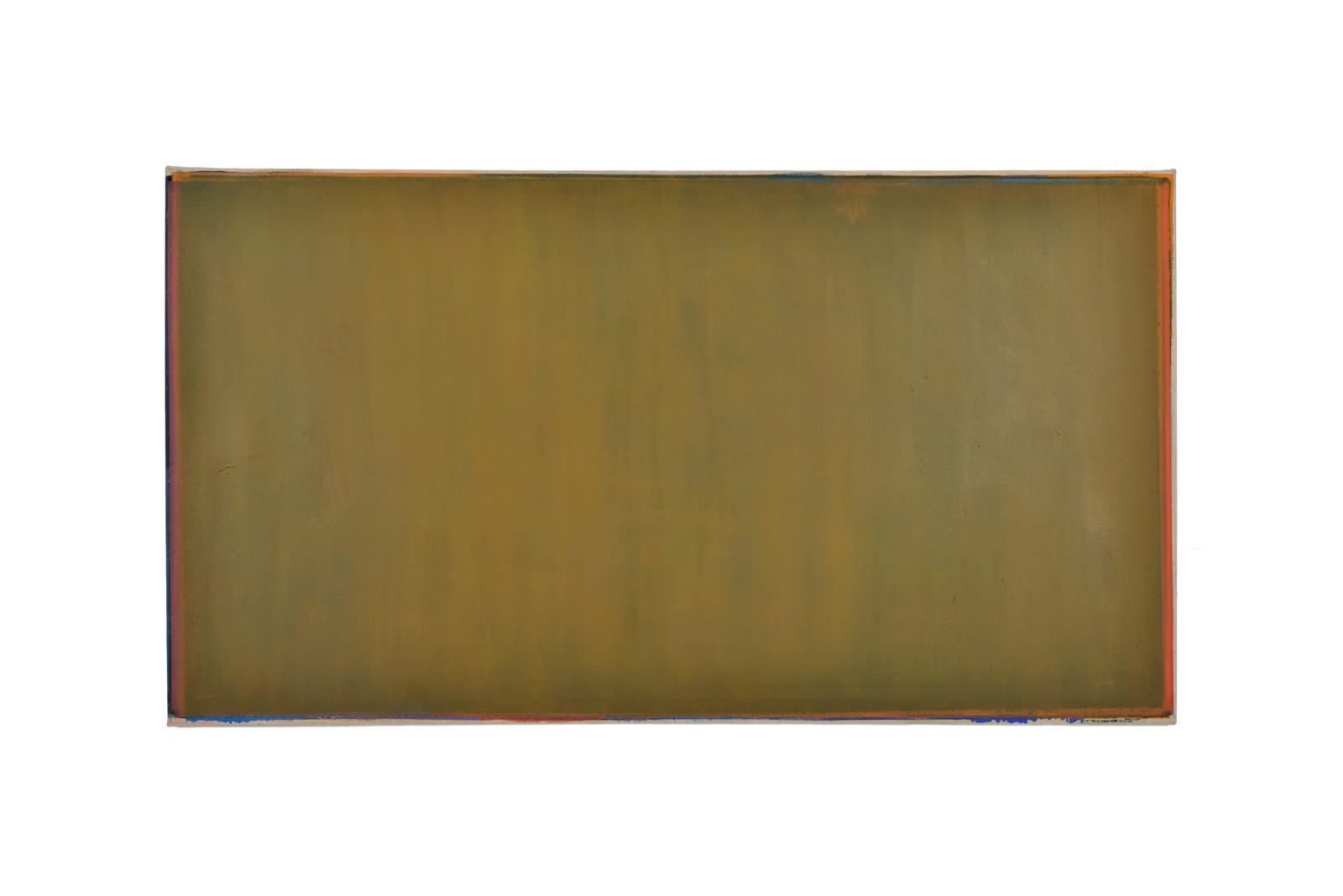 rotorange und blaugrün, 2016, 99x180 | rosso-arancione e blu-verde, 99x180